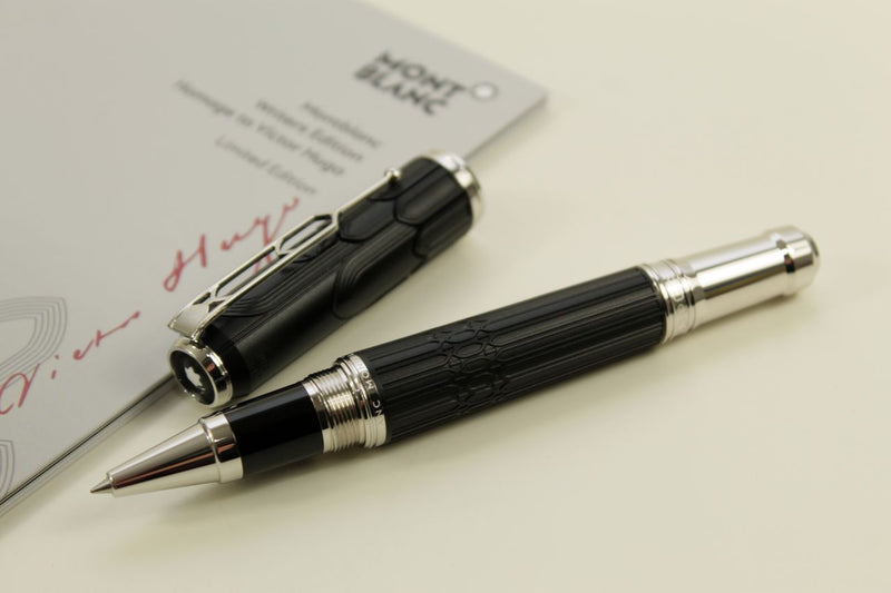 Tintenroller Montblanc Victor Hugo Writers Limited Edition