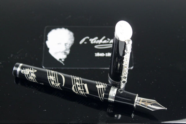 Füller Montegrappa Tchaikovsky black Swan Limited Edition 1840