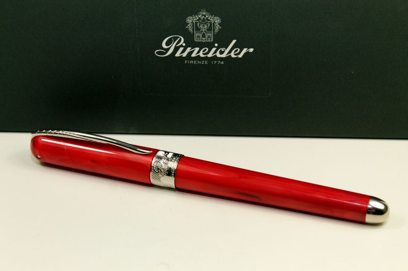Füller Pineider Avatar 2019 Ur Devil Red UltraResin