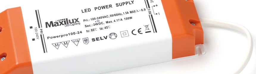 Power Supplies For LED Strip - How To Choose