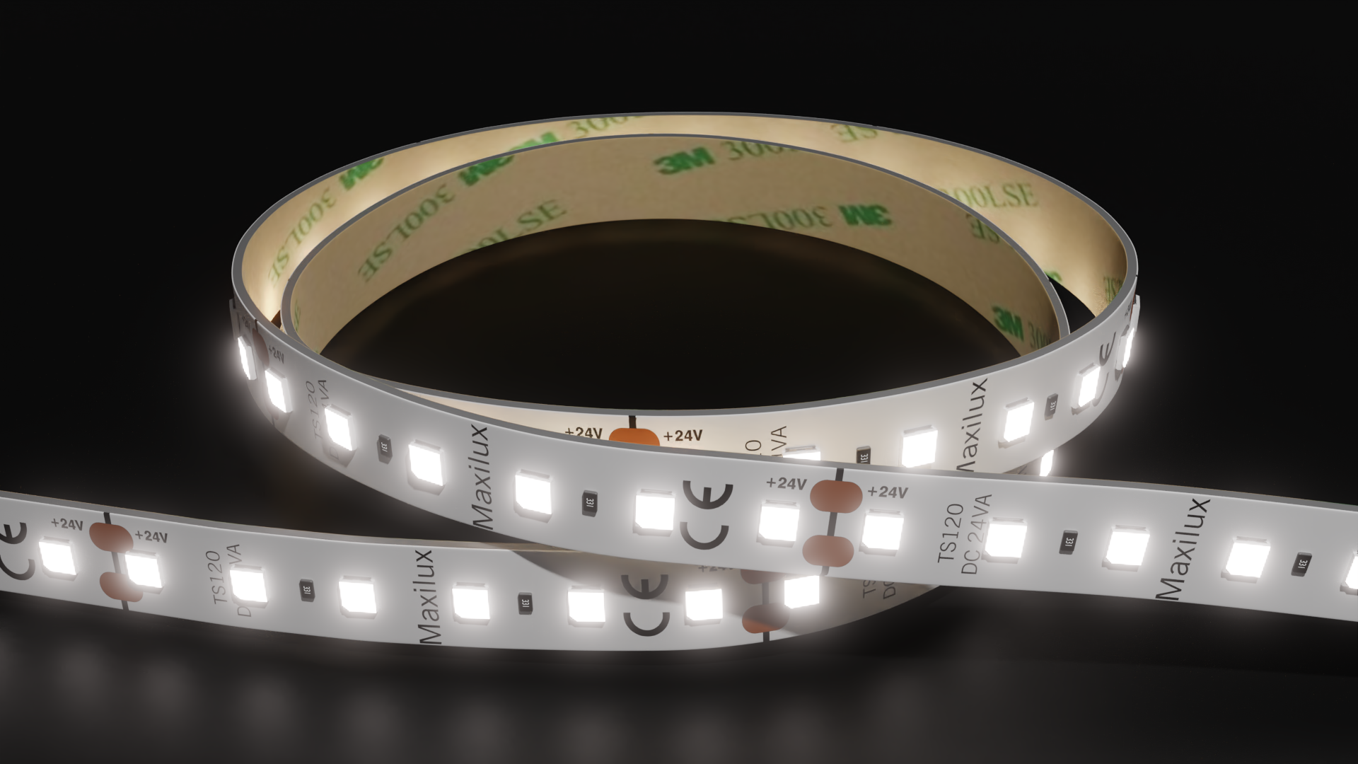 TradeStrip 120 LED | 6000k | 24v | 9w