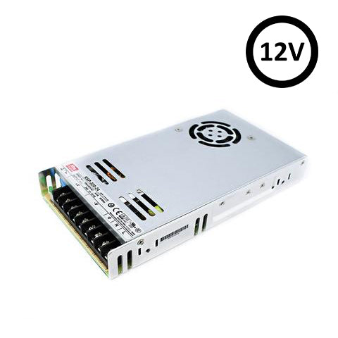 Meanwell LED Power Supply | 320w 12V