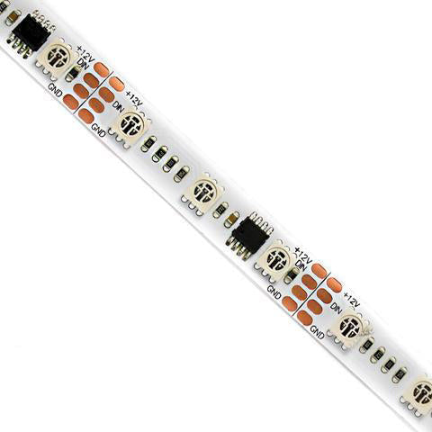 PixelStrip Splashproof RGBW LED Strip | 24V 60 LED | UCS2904 (Per Metre)