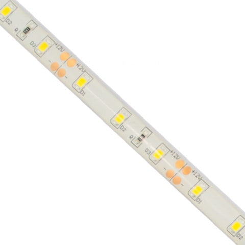 Splashproof TradeStrip60 LED Strip Light | Warm White | 3200K | 60 LED | 12V 5.5w