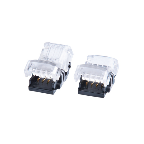 Parts : 12mm ColourStrip IP20 to Wire Connector. 6A Max.