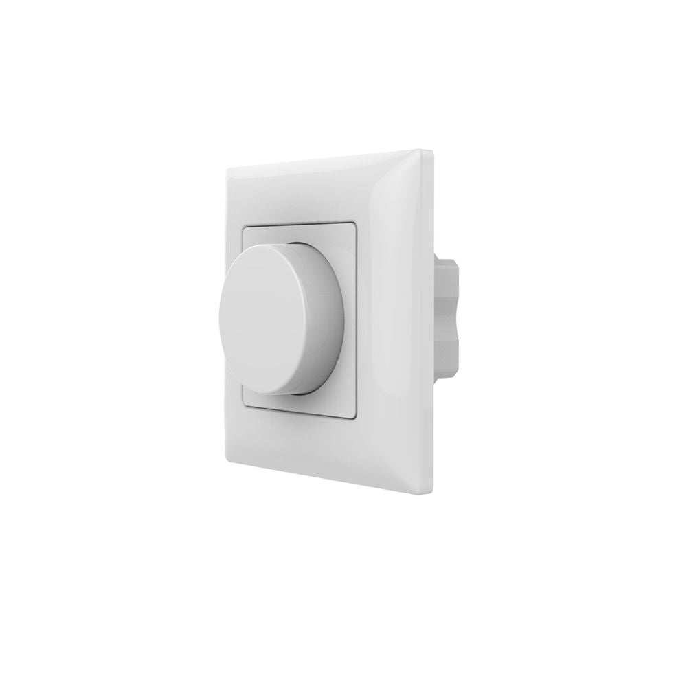 HaloLED Single Colour LED Strip Rotary Dimmer Switch