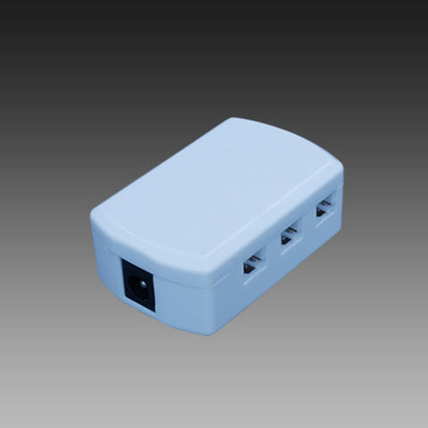 JST Distribution Box with DC Connector Input | 6 Way | XH Type