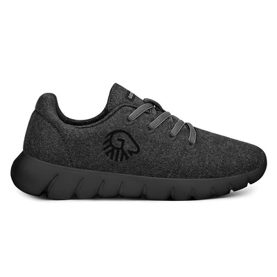 Giesswein Merino Wool Runners MEN - anthracite 029