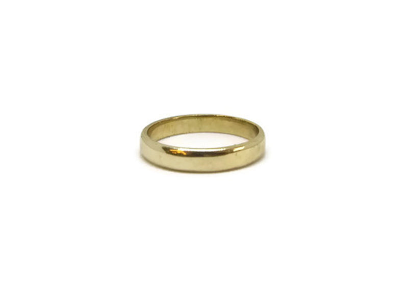 Plain Brass Ring