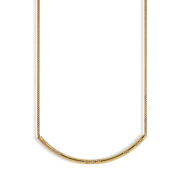 Gold La Loba Necklace