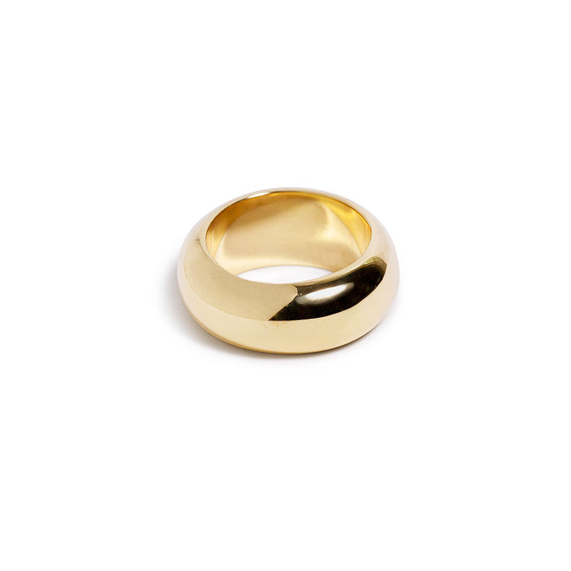 Extra Thick Brass Ring