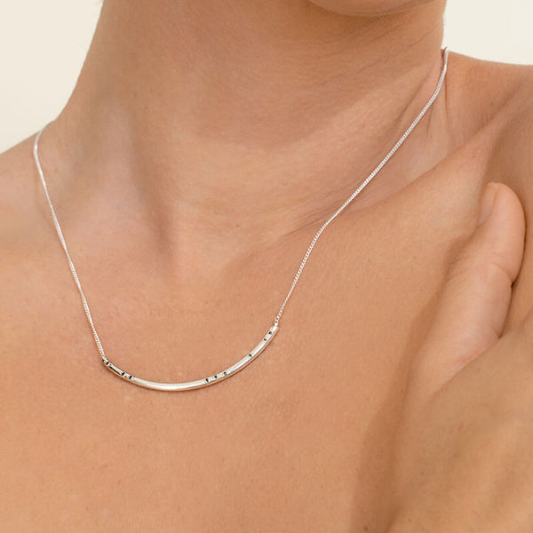 Silver La Loba Necklace