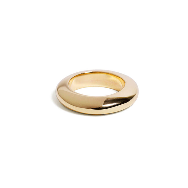 Thick Brass Ring