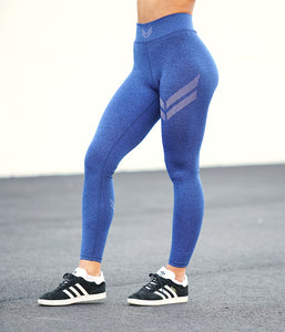 Vincere 2.0 leggings - Navy Blue