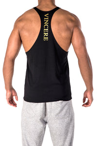 Vincere Mens Stringer - Black