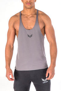 Vincere Mens Stringer - Grey
