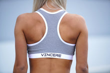Vincere Signature - Grey Sports Bra