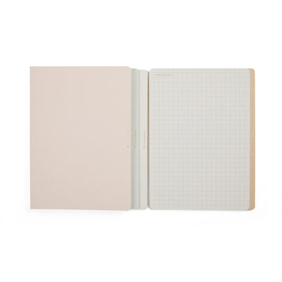 365 Notebooks Set of 4 Shiki A5 Notebooks