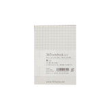365 Notebooks A7 Notepad in White