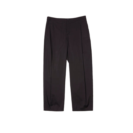 Apuntob Women's Cotton Trousers in Black