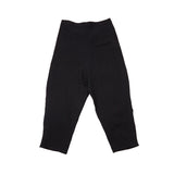 Apuntob Women's Linen Trousers in Black