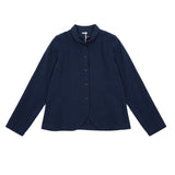 Apuntob Cotton Jacket in Blue