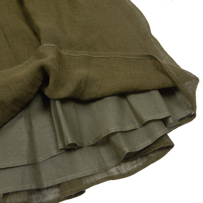 Apuntob Skirt military green