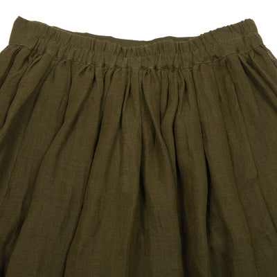 Apuntob Skirt in Military Green