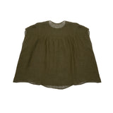 Apuntob Blouse  military green