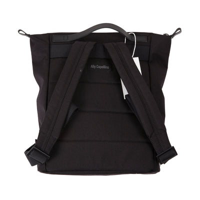 Ally Capellino Mini Hoy Cycle Rucksack in Black
