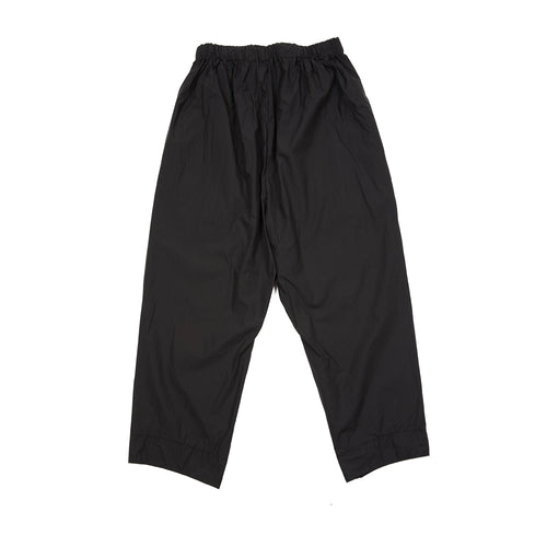 Album Di Famiglia Cotton Braghe Trousers in Black
