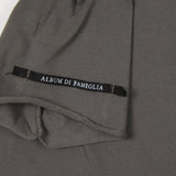 Album Di Famiglia Long Sleeve T-Shirt in Grey