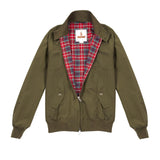 Baracuta G9 Jacket in Beech Green