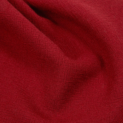 Begg & Co Kishorn Washed Cashmere Scarf in Red