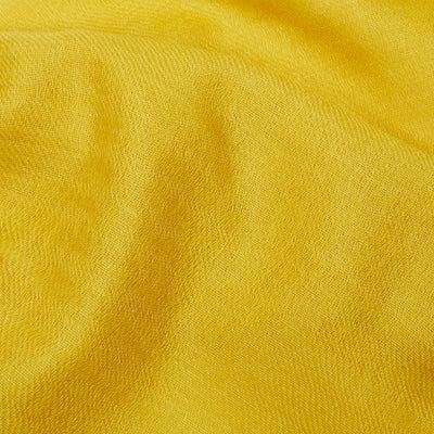 Begg & Co Staffa Cashmere/Silk Scarf in Gold Dust
