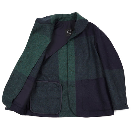 Cini Venezia Malaga Ardego Jacket in Green