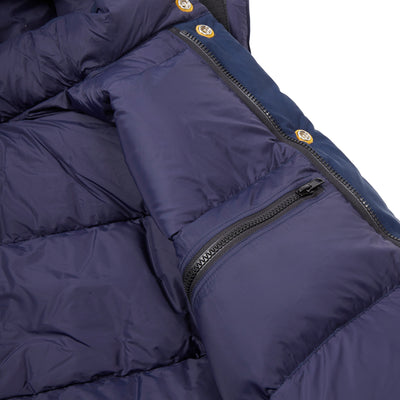 Crescent Down Works Classico Parka in Navy