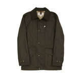 Filson Cover Cloth Mile Marker Jacket in Otter Green