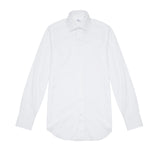 Finamore 170 Shirt in White