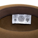 Lock & Co Voyager Rollable Trilby in Cork