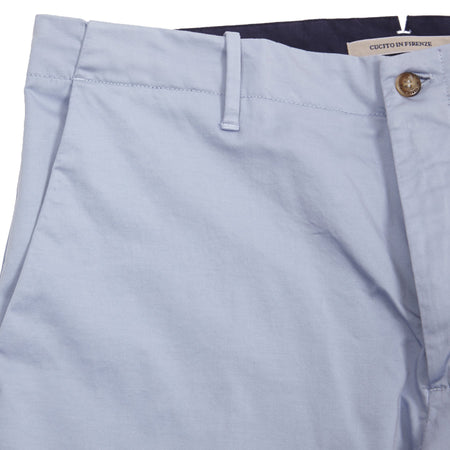 Giab's Cotton Shorts in Light Blue