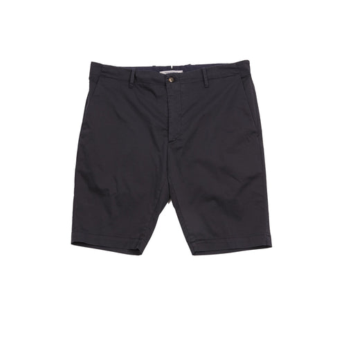 Giab's Cotton Shorts in Navy Blue
