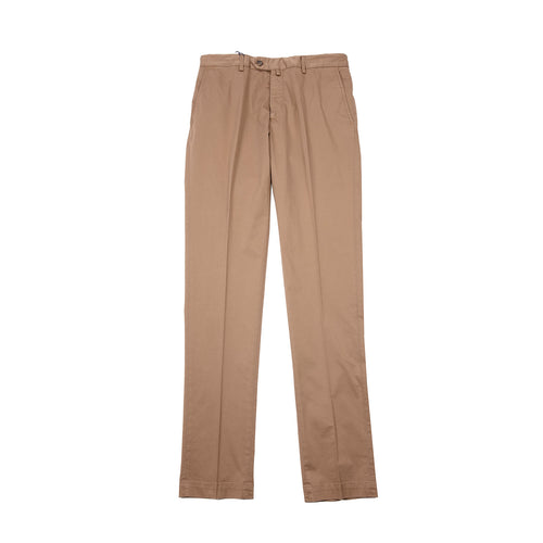Giab's Lightweight Cotton Chino in Light Brown