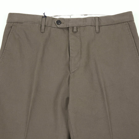 Giab's Cotton Twill Chino in Khaki