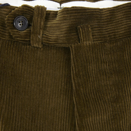 Giab's Corduroy Trousers in Chestnut