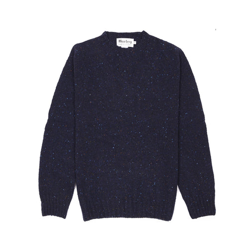 Harley Donegal Jumper in Sheridan Blue
