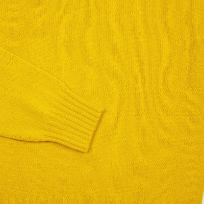 Harley Geelong Lambswool Jumper in Goldeneye