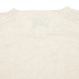 Harley Women's Crew Neck Geelong Jumper in Chalk