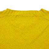 Harley Women's Crew Neck Geelong Jumper in Turmeric