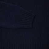 Harley Women's Cashmere/ Merino Jumper in Navy